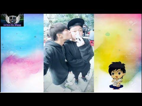 Asian kiss challenge || Reaccionan  los Asiáticos al ser besados.