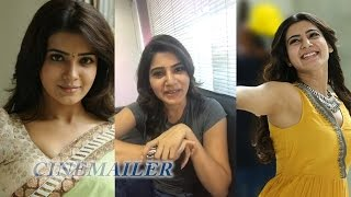 actress samantha live on facebook | talk about theri | atlee