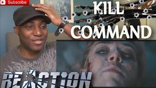KILL COMMAND Trailer (2016) Sci-Fi - REACTION!