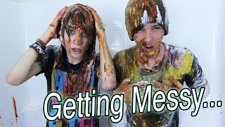 Getting Hot And Messy (FT. Matthew Lush)