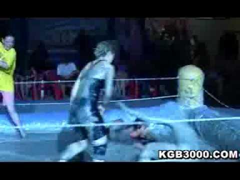Mud wrestling in Ukraine 9 from kgb3000