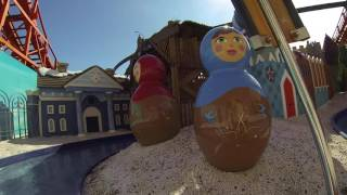 Dora`s  World Voyage. Blackpool