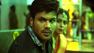 Manchu Manoj Fight Scene - Saves Rakul Preet From Goons - Climax Fight - Current Theega Movie Scenes