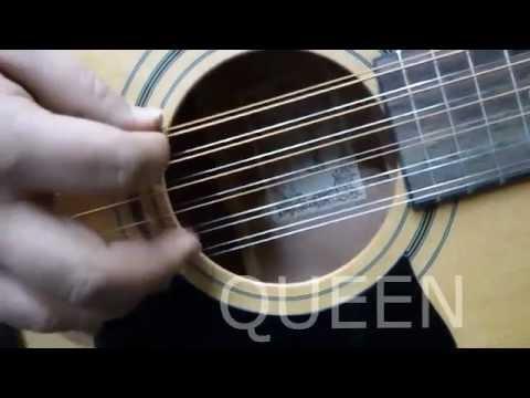 Guitarra acústica Ibanez V7212 12 cuerdas