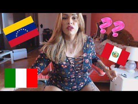 Xxx Mp4 ME VOY A PERU REGRESO A VENEZUELA O ME QUEDO EN ITALIA 3gp Sex