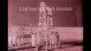 Boise Econ Summit 2017 Iran Proposal