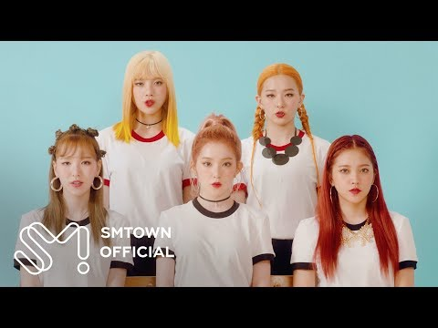 Red Velvet 레드벨벳_러시안 룰렛 (Russian Roulette)_Music Video