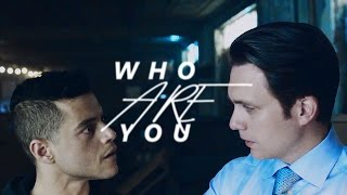 elliot & tyrell (/mr.robot) - who are you really ?