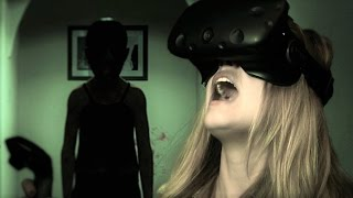 How Scary is the Paranormal Activity VR Game?