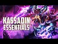 The Essential Kassadin Guide: How To Play Him & How To Play Against Him | Season 2020