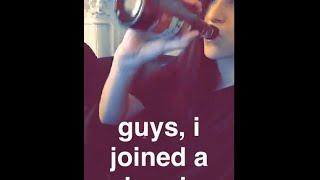 Ally Snapchat 4-24