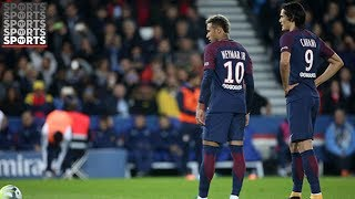 PSG Drama Between Cavani and Neymar?