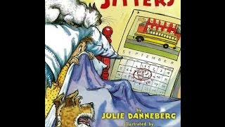 First day Jitters Read Aloud Along Audio Story Book for Children/ Kids