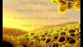 B. J. Thomas - Raindrops keep falling on my head / Lyrics