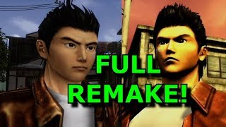 The CANCELLED Shenmue Remake is AWESOME?! - Hype Rant