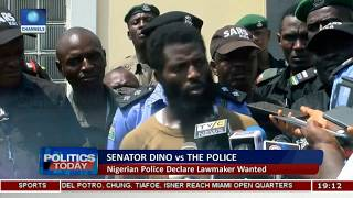 Police Declare Senator Dino Melaye, Others Wanted |Politics Today|