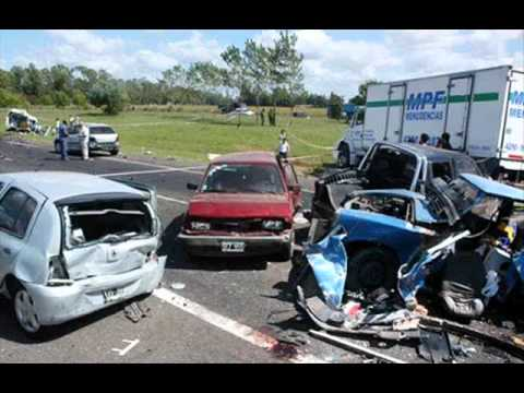 traffic accidents in Venezuela accidentes de transito en Venezuela