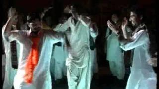 Boro Boro - Balochi Dance - on Umair