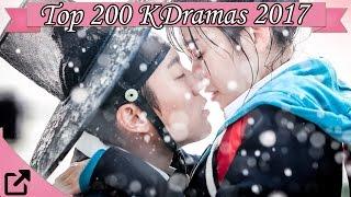 Top 200 Korean Dramas 2017
