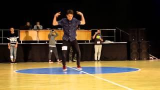Armandas Vaičikauskas - Hip Hop Solo Male Adults - World Hip Hop Cup 2014