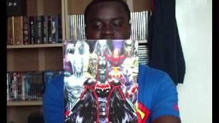 Absolute Justice comic book showcase
