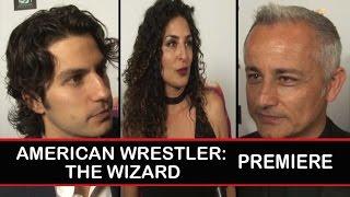 American Wrestler The Wizard: George Kosturos, Ali Afshar | Film Premiere