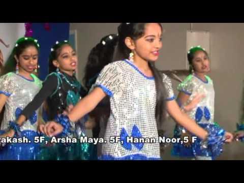 Ananya Hariprakash Cinematic Dance @ Indian School