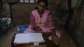 Rabindra sangit - (singer) moumita tripathy