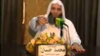 مقطع محذوف من قناة الرحمة  يكشف حقيقة الشيخ محمد حسان