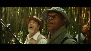 Humongous Spider Attack   Kong Skull Island Movie Scene 2017