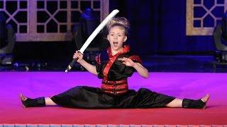 An Incredible Karate Kid
