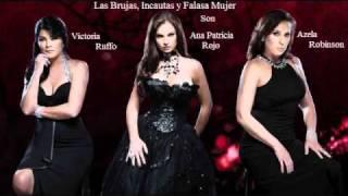 Mujeres Asesinas 4 - Victoria Ruffo, Ana Patricia Rojo y Azela Rojo