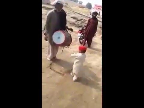 Most beautiful Dance of Small Desi Child