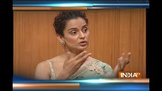 Kangana Ranaut on her unpleasant episodes with filmmakers of Bollywood on Aap Ki Adalat