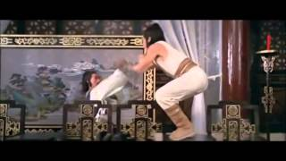 Sword Stained With Royal Blood - Fight Scene - Shaw brothers