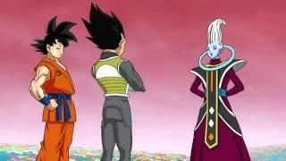 Vegeta and   Goku Vs Whis Revival of F