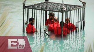 Estado Islámico difunde video de la ejecución de 16 personas en Irák / Titulares de la Noche