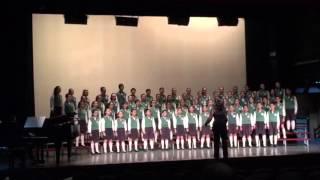 This little babe-私立復興小學合唱團103學年度全國音樂比賽