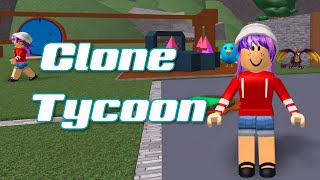 ROBLOX LET'S PLAY CLONE TYCOON 2 | RADIOJH GAMES