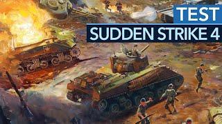 Sudden Strike 4 im Test - Sehr gute Echtzeit-Strategie im 2. Weltkrieg