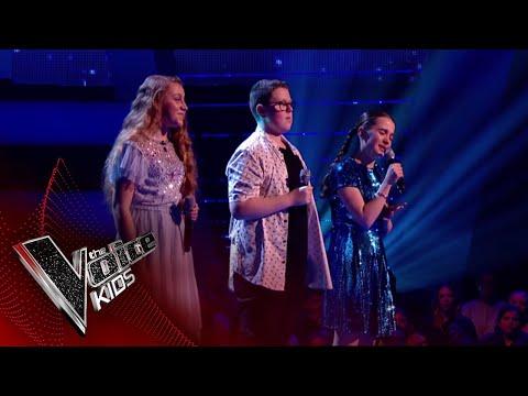 Xxx Mp4 Phoebe Ella And Daniel Perform This Is Me Battles 1 The Voice Kids UK 2018 3gp Sex