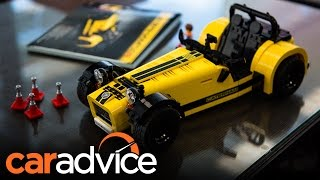 2017 Caterham Seven 620R LEGO review | CarAdvice