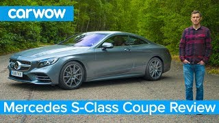 Mercedes S-Class Coupe 2019 in-depth review | carwow