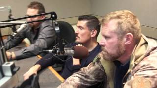 Benghazi Soldiers Interview For '13 Hours' Movie Premiere