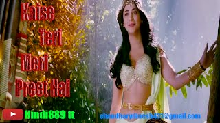 Kaise Teri Meri Preet Hai Full song Puli Movie song Hindi889 tt Vijay, Sridev, Shruti Haasan