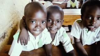Teaching At A School In Rwanda.