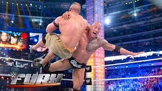 28 Rock Bottoms that will electrify you: WWE Fury