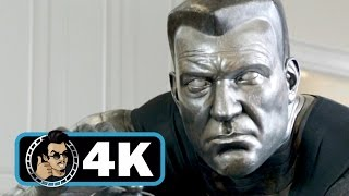 Colossus & Negasonic Teenage Warhead Intro - DEADPOOL Movie Clip (4K ULTRA HD) 2016