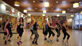 Zumba® with Mariadela - LIGHT IT UP - Major Lazer - Dance fitness choreography