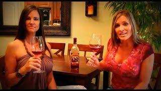 SWEET CHERRY WINE!!...Traverse Bay Cherry Wine Tasting...and Bloopers:))